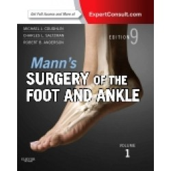 Mann's Surgery of the Foot and Ankle, 2-Volume Set, 9th Edition